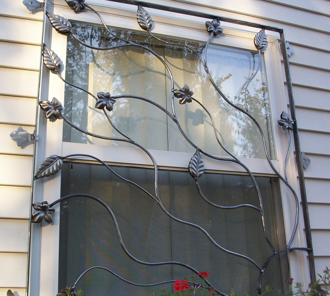 Window guards for Window bars design